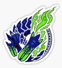 Monster Hunter Brachydios Sticker