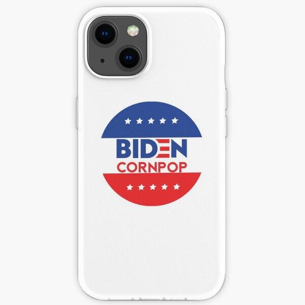 Joe Biden Corn Pop iPhone Soft Case