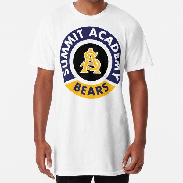 Summit Academy Bears Round (colorful) Long T-Shirt