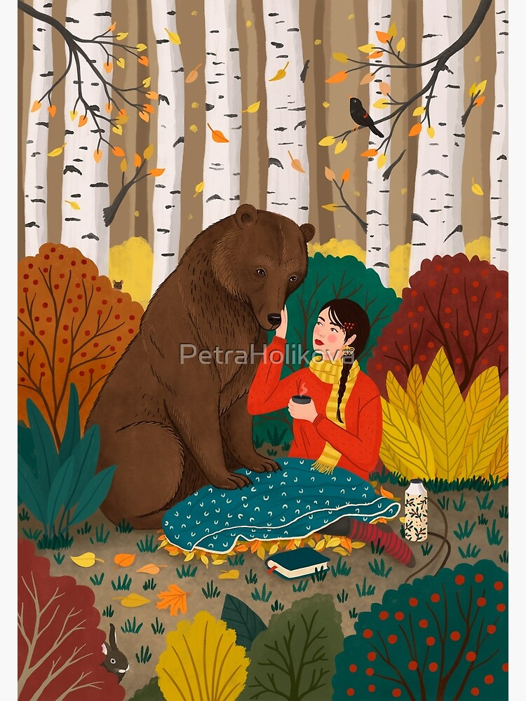 Bear by PetraHolikova