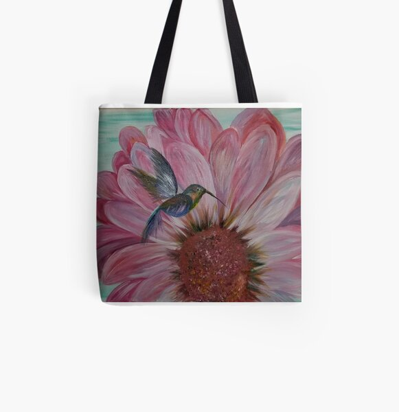 Calm Day All Over Print Tote Bag