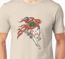 Okami - Amaterasu (ALT) Unisex T-Shirt