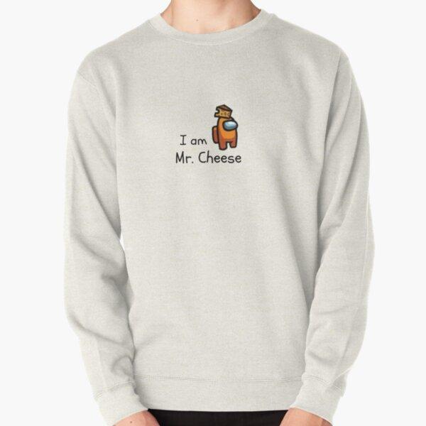 Among us - Mr. Cheese Pullover Sweatshirt