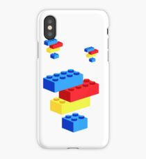 Lego bricks iPhone Case/Skin