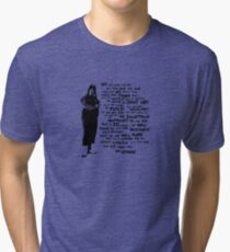 Little Britain - Vicky Pollard Tri-blend T-Shirt