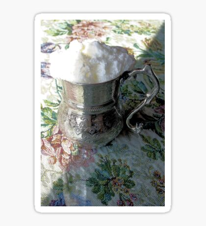 Susurluk Ayranı Traditional Turkish Yoghurt Drink  Sticker