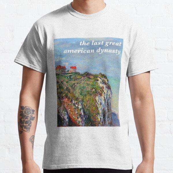 La dernière grande dynastie américaine Tayor Swift Monet T-shirt classique
