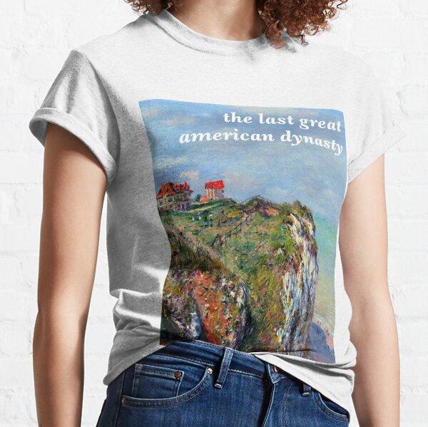 The Last Great American Dynasty Tayor Swift Monet  Classic T-Shirt
