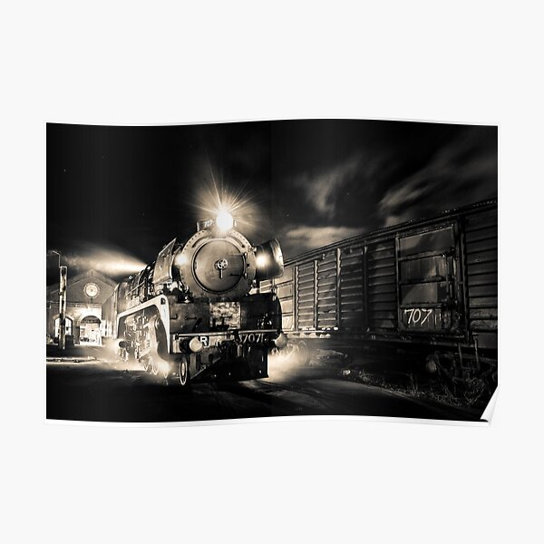 R707 from Newport Poster