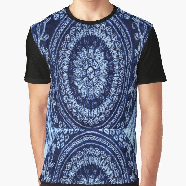 Tie Dye Dyeing Textile Dream World Graphic T-Shirt
