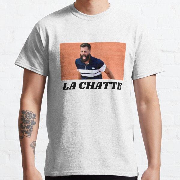 Tennis Benoît Paire el coño Camiseta clásica
