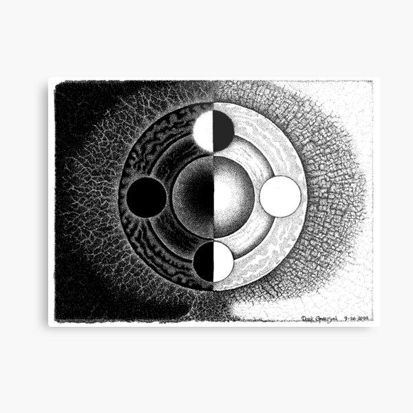 Equinox Metal Print