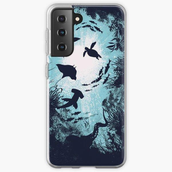 Ocean Samsung Galaxy Soft Case