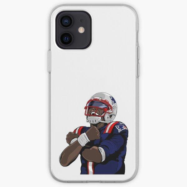 Cam Newton Wakanda Forever iPhone Soft Case