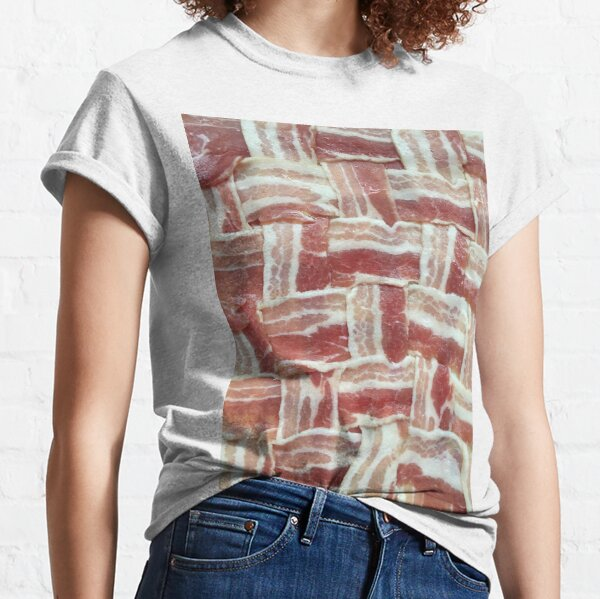 BACON LATTICE Classic T-Shirt