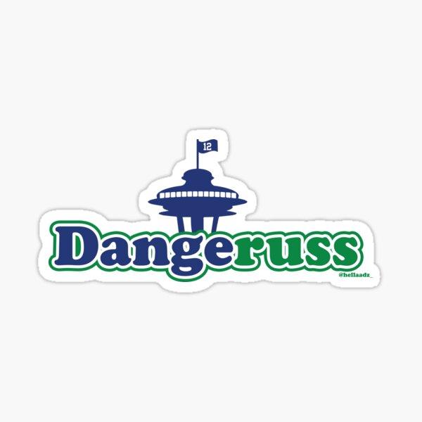 Dangeruss Sticker