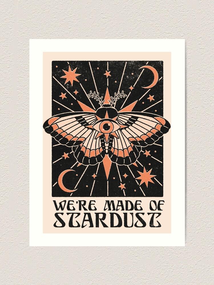 Alternate view of Stardust Art Print