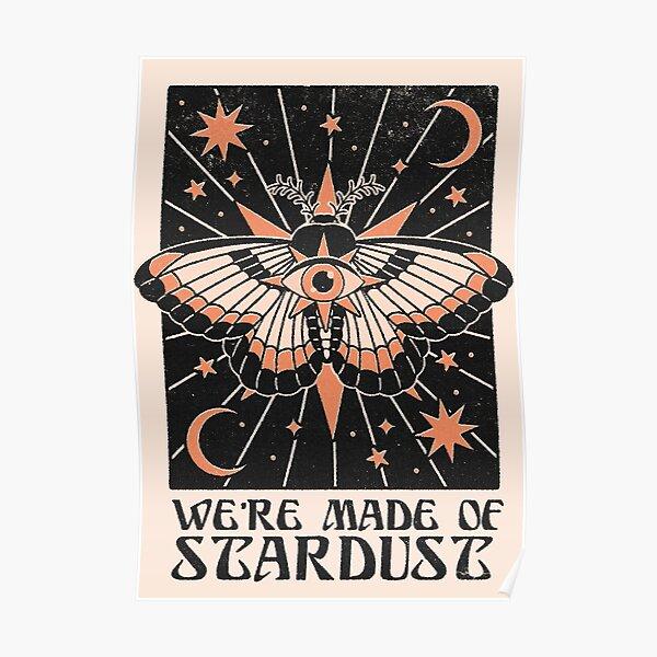 poussière d'étoiles Poster