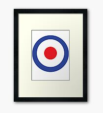Royal Air Force Symbol Framed Print