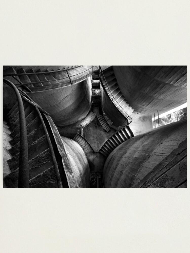 Alternate view of Vertigo Photographic Print