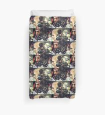 Movie Poster Merchandise Duvet Cover
