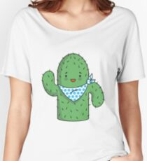 Mr J.G Cactus  Women's Relaxed Fit T-Shirt