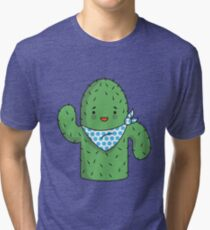 Mr J.G Cactus  Tri-blend T-Shirt