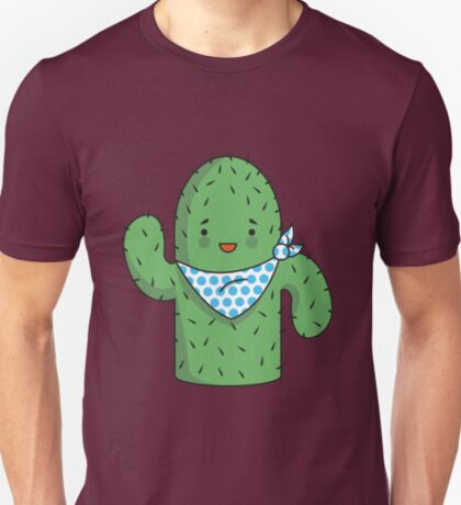 Mr J.G Cactus  T-Shirt