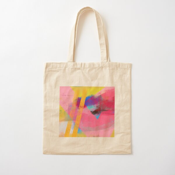 Abstract series 4 Cotton Tote Bag