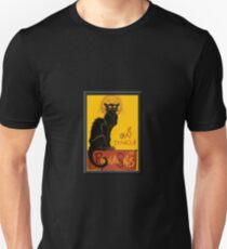 Le Chat D'Amour Love Greeting  Unisex T-Shirt