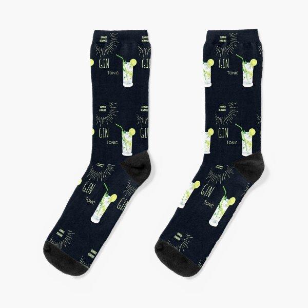 GIN TONIC Socks