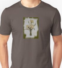 Wishing You A Wonderful Day Double Narcissi In A Bouquet Unisex T-Shirt