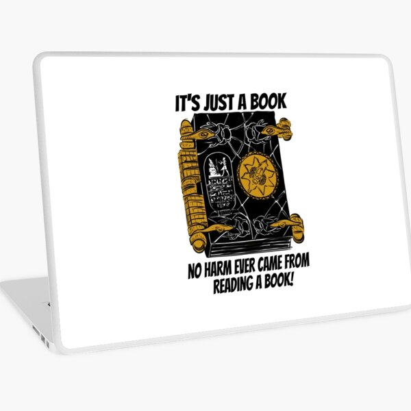 The Book of the Dead Laptop Skin