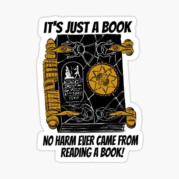 The Book of the Dead Sticker