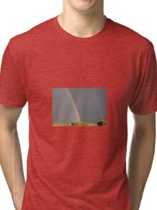 Without The Rain There Would Be No Rainbow Tri-blend T-Shirt