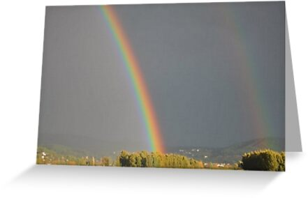 Without The Rain There Would Be No Rainbow by taiche
