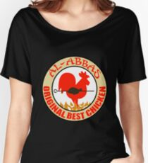 Al-Abbas: Original Best Chicken Women's Relaxed Fit T-Shirt
