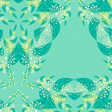 Ivy Berries Pattern by HelenAldous