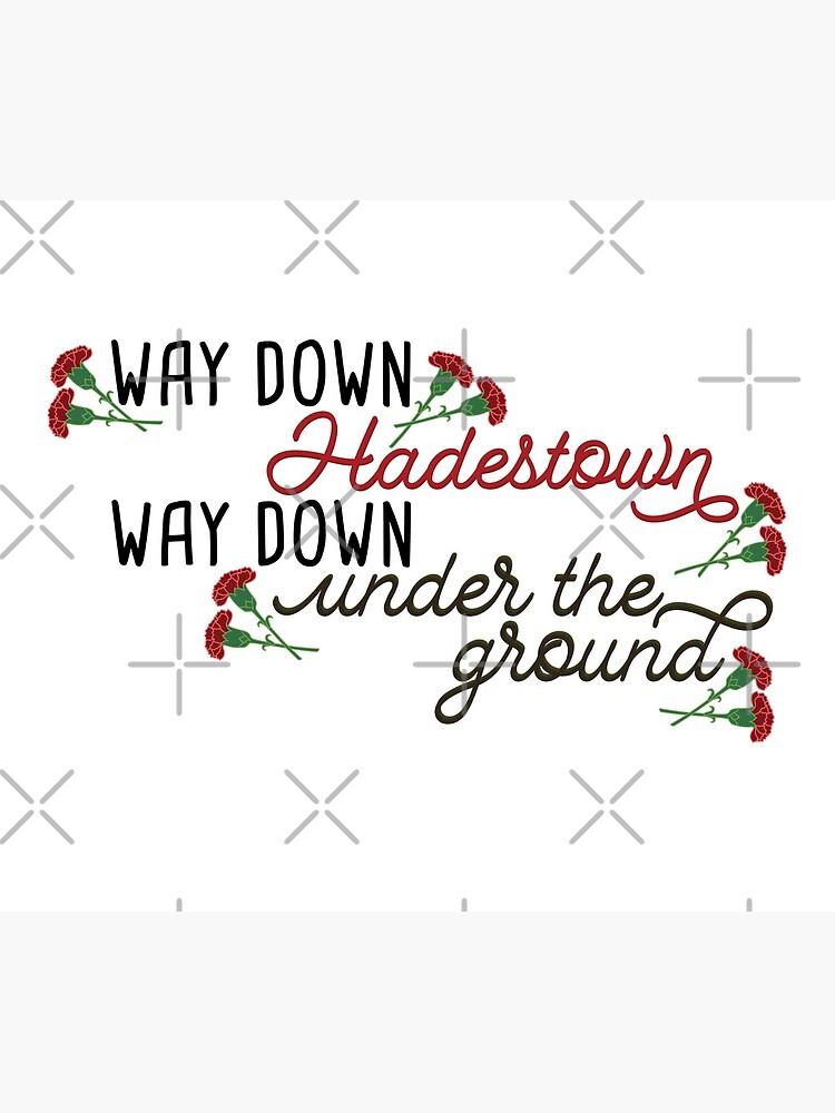 Way Down Hadestown by tylerolivia