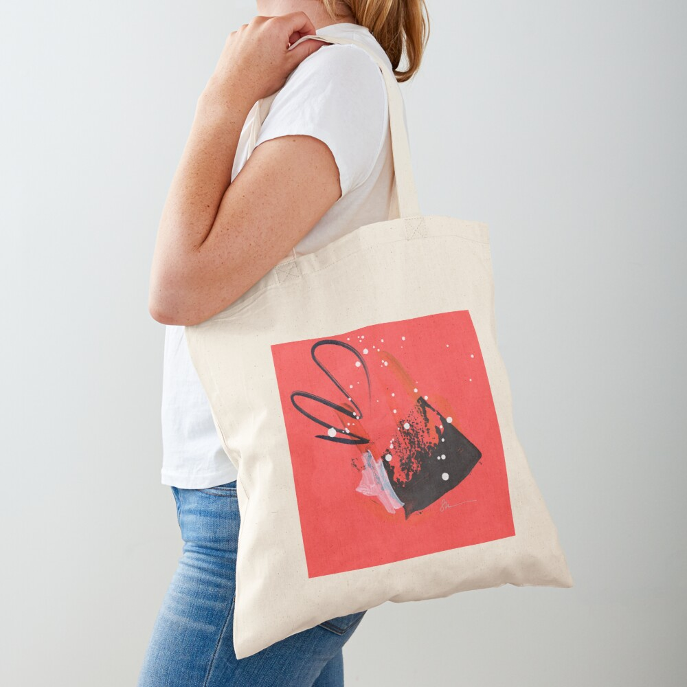 Magic Purse Tote Bag
