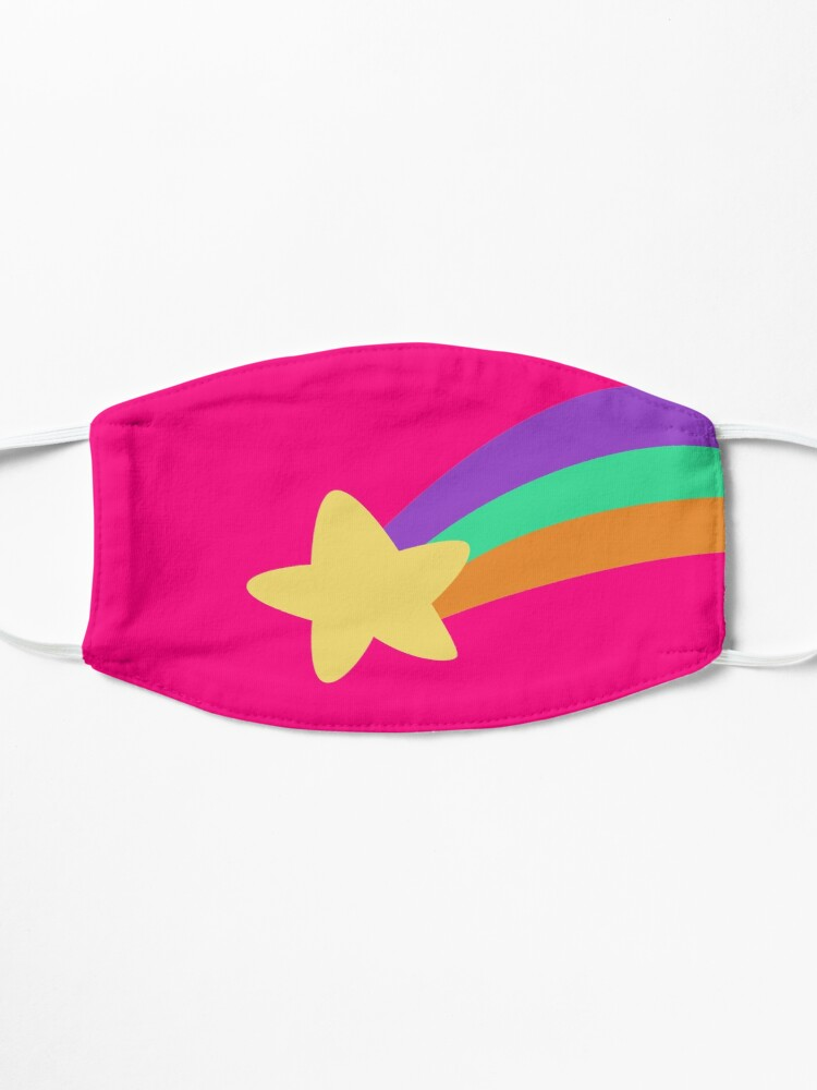 Alternate view of Star of Mabel  Mask