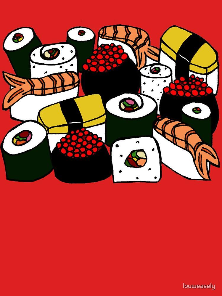 Leckeres Sushi! von louweasely