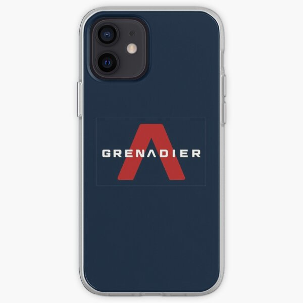 Ineos Grenadier Cycling iPhone Soft Case