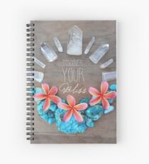 Discover Your Bliss Spiral Notebook
