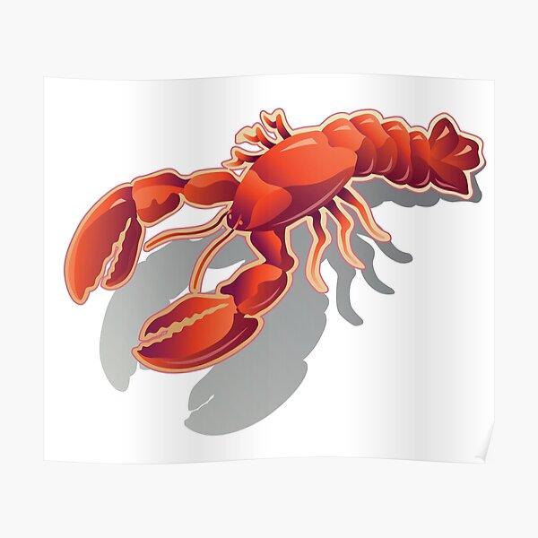 Revenge of the Lobsters Poster