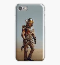 Mark Watney iPhone Case/Skin