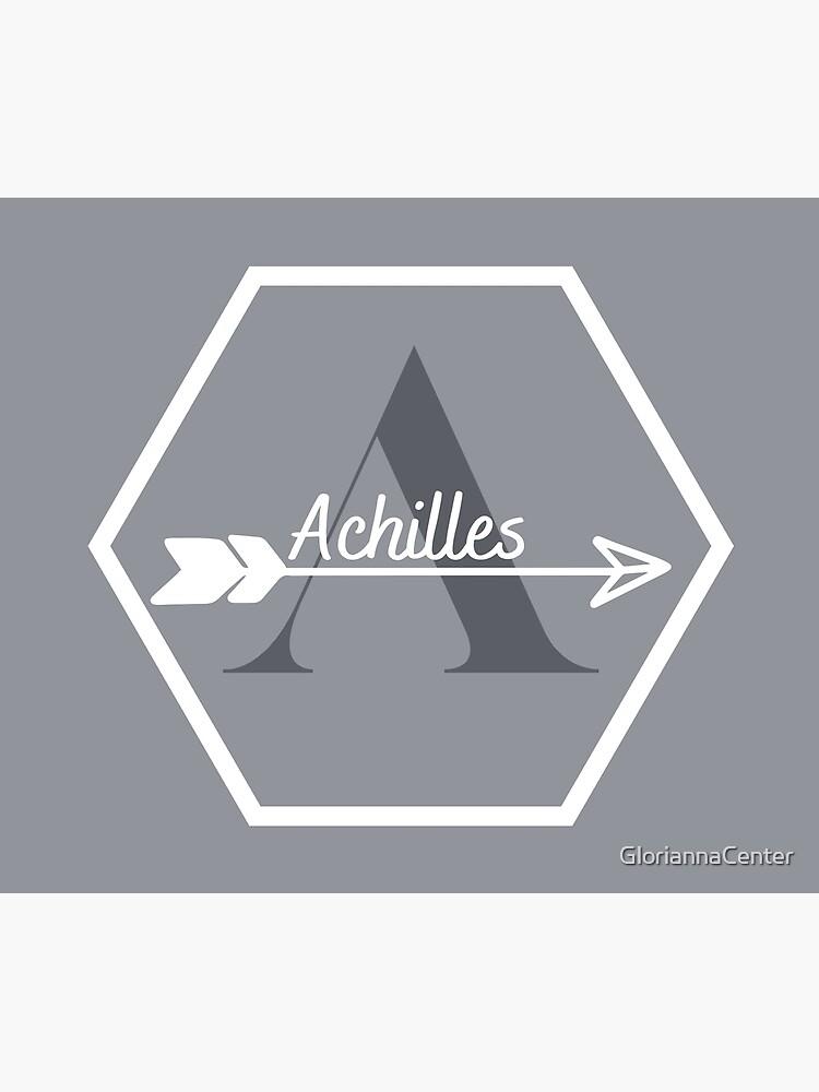 Achilles by GloriannaCenter
