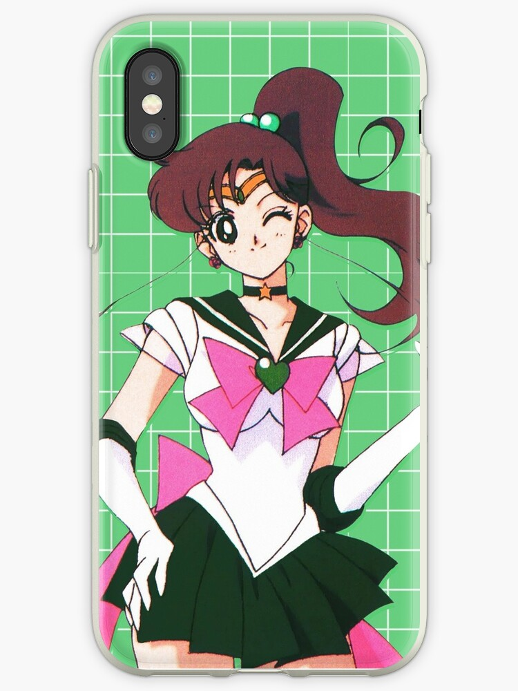 separation shoes f2cbf 06e57 'Sailor Jupiter' iPhone Case by miafey