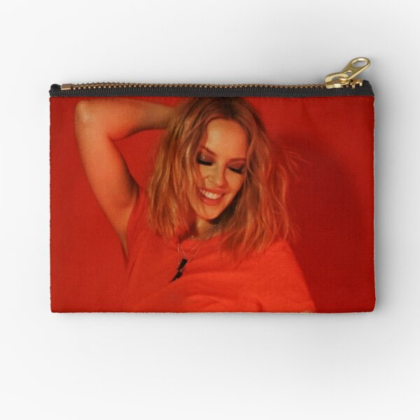 Disco Queen Kylie Minogue Zipper Pouch