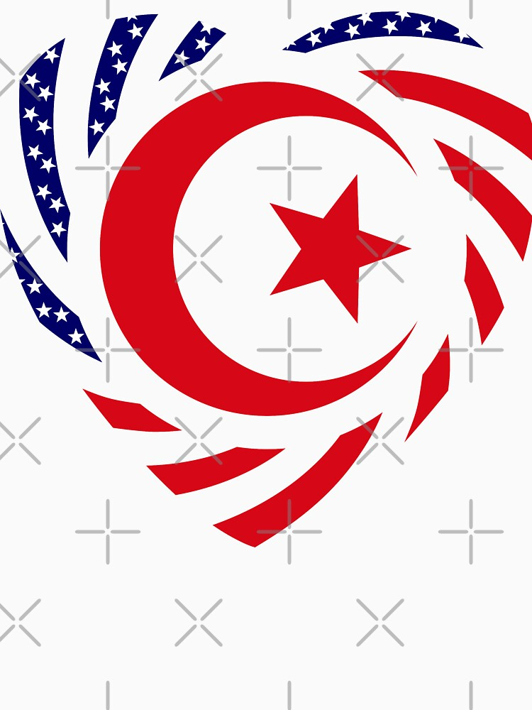 Muslim American Multinational Patriot Flag Series by carbonfibreme